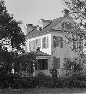 Seaside Plantation House United States historic place