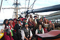 SeattleKnights PiratesPugetSound LadyWashington.JPG