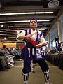 Seattle - Cherry Blossom Fest - dancers 08.jpg