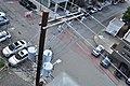 Seattle - power pole with transformers seen from roof of Fred Rogers Building, Terry Ave N.jpg