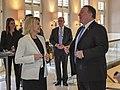 Secretary Pompeo Chats With Acting Under Secretary Nauert (42038494634).jpg