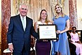Secretary Tillerson and Advisor to the President Ivanka Trump With 2017 TIP Hero Alika Kinan of Argentina (35532328796).jpg