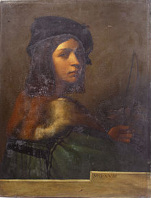 Self portrait, after Sebastiano del Piombo.jpg