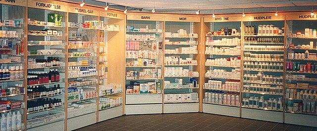 Norwegian pharmacy