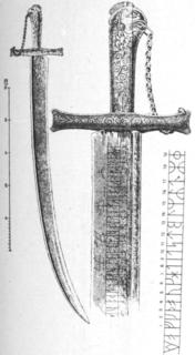 Scythe sword