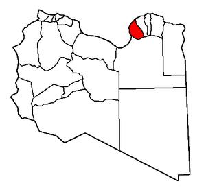 Shabiat Banghazi since 2007