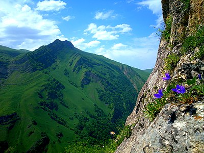 Shahdag National Park (Qusar, Azerbaijan)