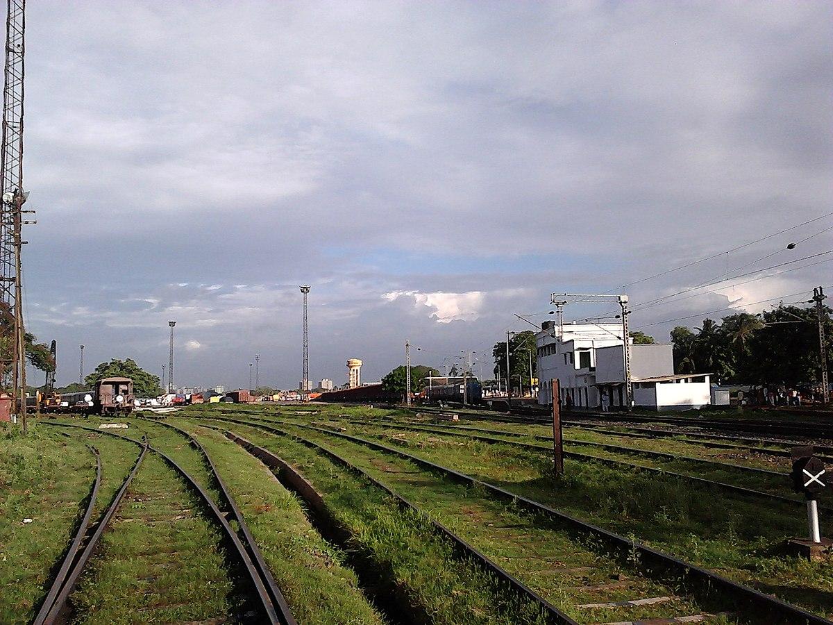 Its Not Personal >> Shalimar rail yard - Wikipedia