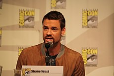 Shane West (Nikita) Comic-Con 2012.jpg