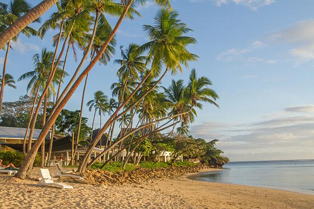 Shangri La Fijian Resort And Spa