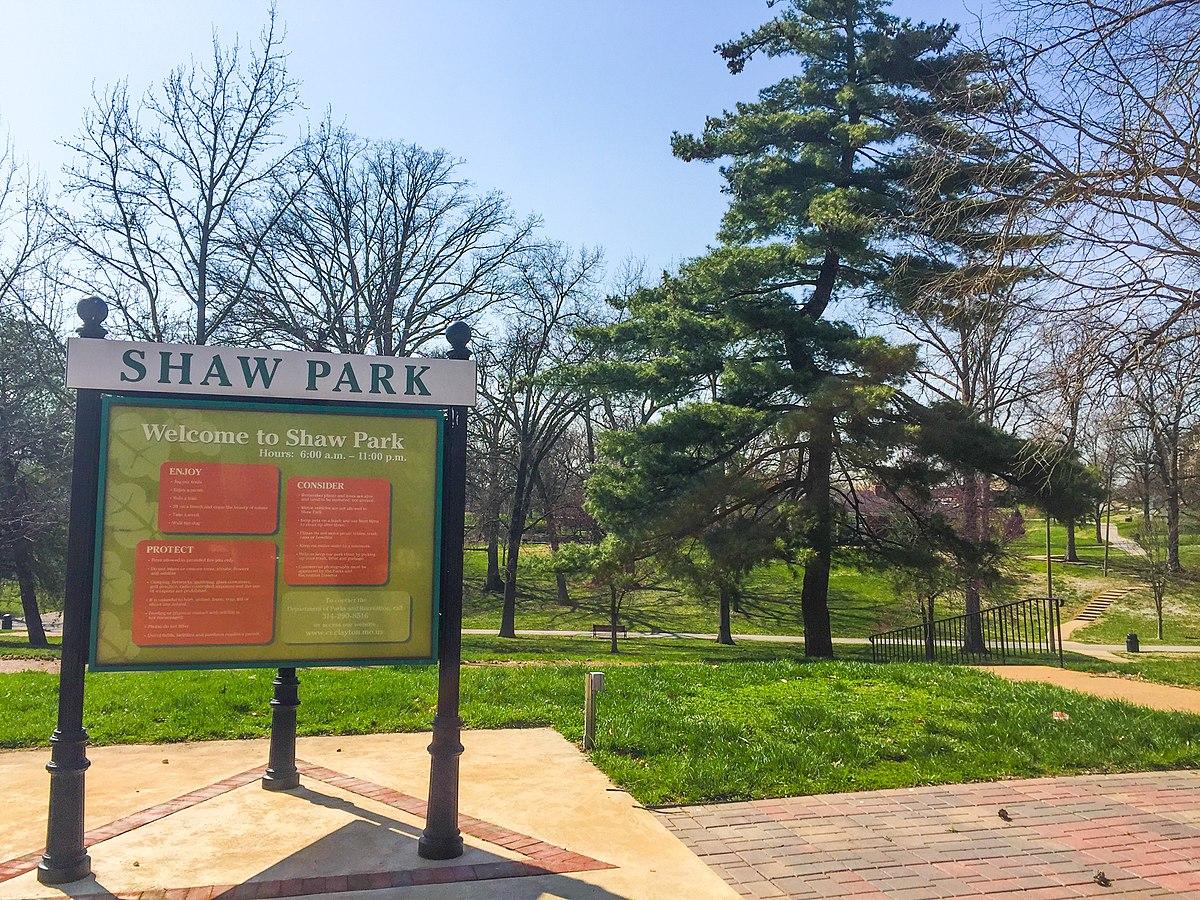 Shaw Park, Clayton - Wikipedia