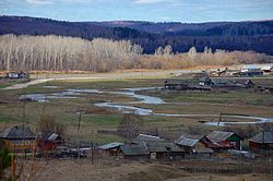 Shemakha River flows to Ufa River.jpg