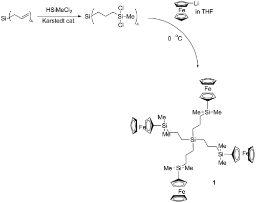 Synthesis of compound 1