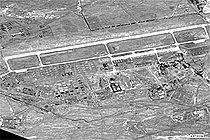 Shindand airfield, Afghanistan, before US-led strikes -- 2001-10-10.jpg