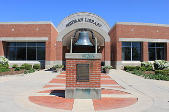 Adrian College - Shipman Library