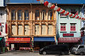 Shophouses in Temple Street, Chinatown, Singapore (15046353490).jpg