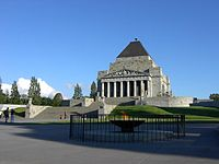 Shrine of Rememberence