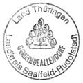 Siegel der Gemeinde Allendorf (Thüringen).png