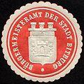 Siegelmarke Bürgermeisteramt der Stadt Bitburg W0232676.jpg