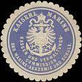 Siegelmarke K. Marine Kassen und Verwaltungscommission W0329128.jpg