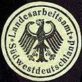 Siegelmarke Landesarbeitsamt - Südwestdeutschland W0227995.jpg
