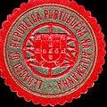 Siegelmarke Legacao da Republica Portuguesa na Allemanha W0223813.jpg