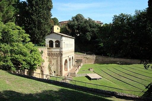 Siena, Fonte Di Pescaia