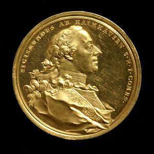 Sigmund von Haimhausen - Image: Sigmund Ferdinand Graf von Haimhausen av