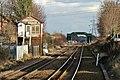 Signal box, Rainhill railway station (geograph 3819254).jpg