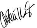 Signature of Kasie West.png