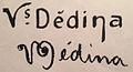 Signatures de Venceslas Dedina.jpg