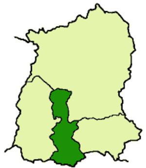 South Sikkim district - Image: Sikkim South
