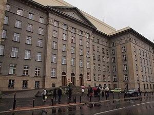 Katowice - The Silesian Parliament in Katowice