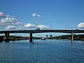 Silverwater Bridge - Parramatta River, Silverwater, NSW (7834161936).jpg