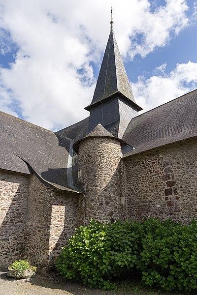 Church of Simplé.