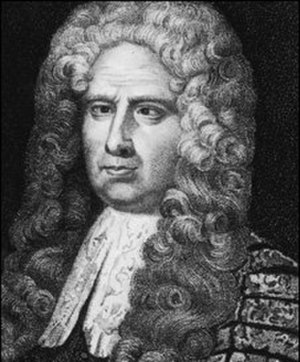 Master of the Rolls - Sir John Trevor, the last Speaker of the British House of Commons to resign in over 400 years until the resignation of Michael Martin in 2009