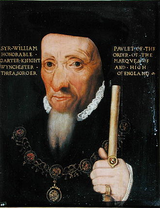 Marquess of Winchester - William Paulet, 1st Marquess of Winchester and Lord High Treasurer of England