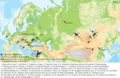 Sites with ancient DNA or Initial Upper Palaeolithic assemblages - Fig1 of Initial Upper Palaeolithic humans in Europe had recent Neanderthal ancestry.png