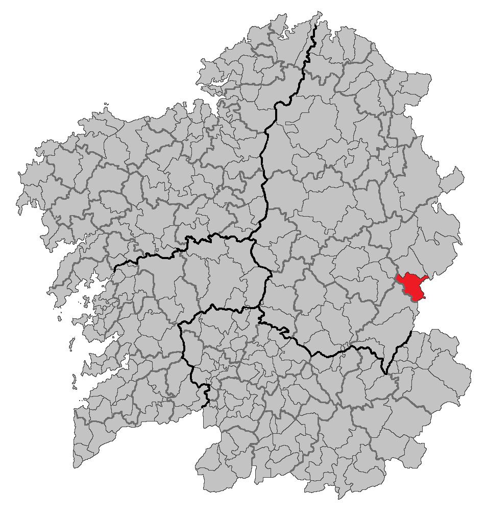 Situacion Pedrafita do Cebreiro