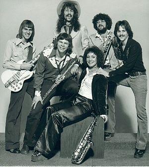 Teegarden & Van Winkle - Skip VanWinkle Band 1972