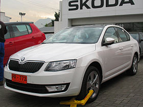 Image illustrative de l'article Škoda Octavia