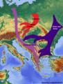 Slavic migrations to the Balkans.png