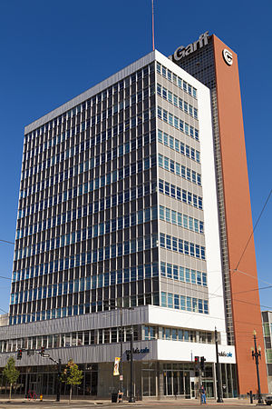 Kendall D. Garff - Ken Garff Building in Salt Lake City, Utah