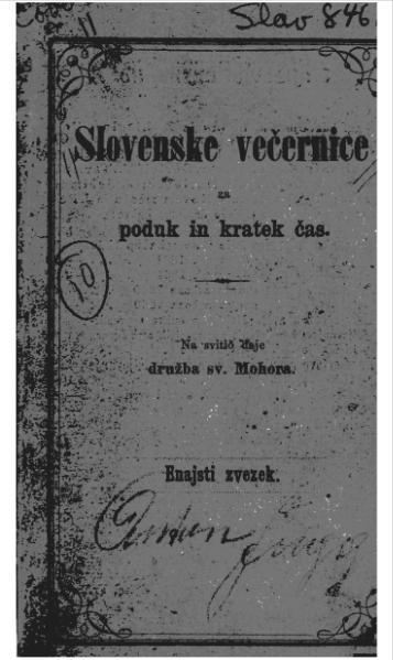 File:Slovenske vecernice 1865.djvu