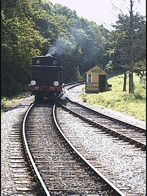 Smallbrook Junction railway station - Image: Smallbrook Junction railway station