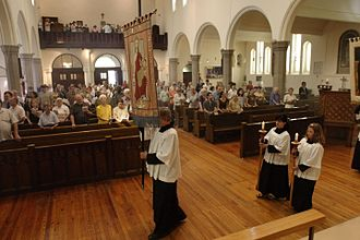 Church of St. Mary Magdalene (Toronto) - The 2006 Patronal Feast at St. Mary Magdalene's