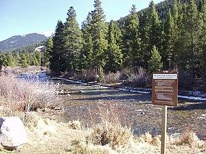 Snake River (Colorado) - Snake River near Keystone