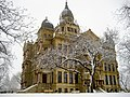 Snow on Denton courthouse.jpg