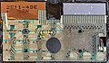 Solar calculator - Chip-on-board of printed circuit board-1829.jpg