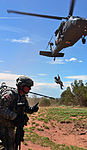 Soldiers practice downed aircraft response skills 130806-A-RI441-790.jpg
